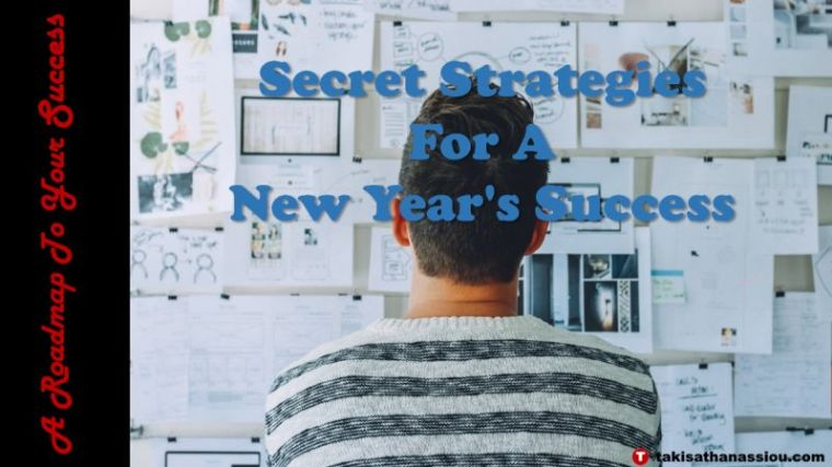 Secret Strategies for A New Year's Success