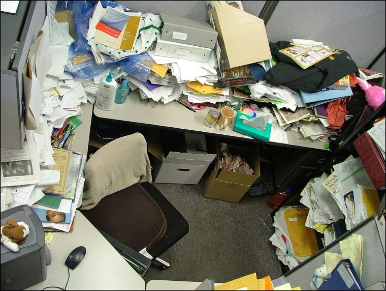 Don't Let Your Office Slip Into Disrepair