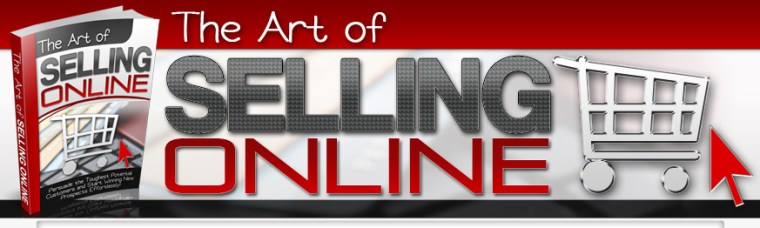The Art Of Selling Online Header