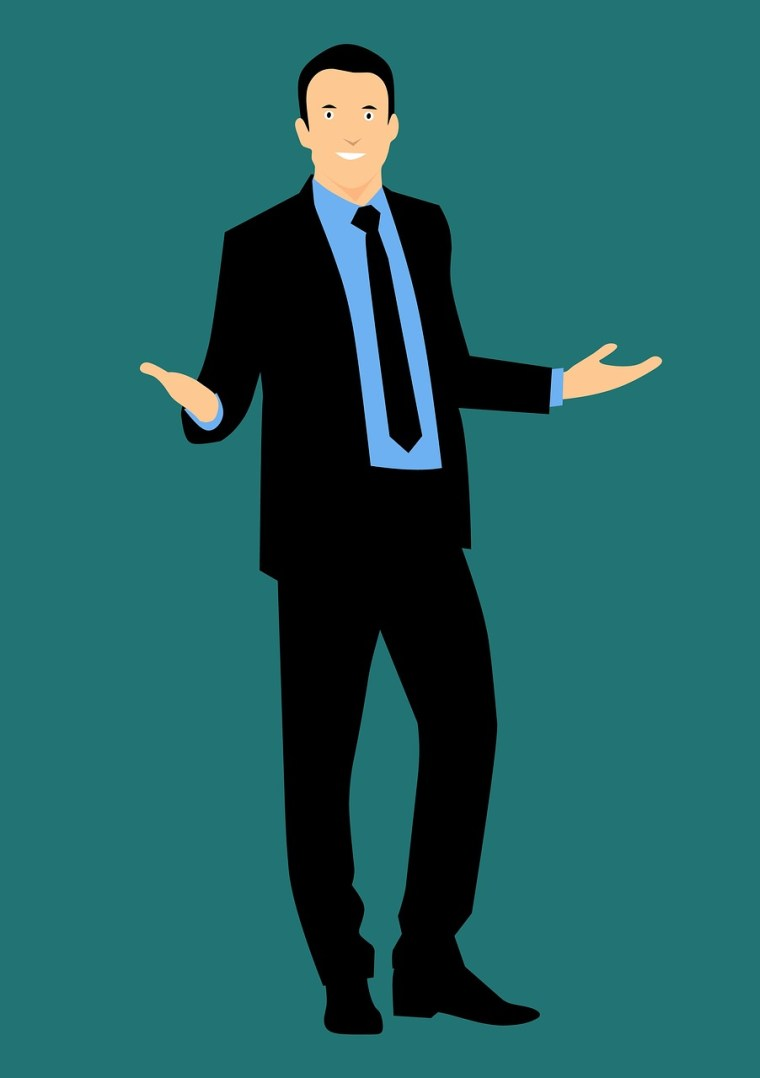 Create A Powerful Sales Pitch - Check Body Language