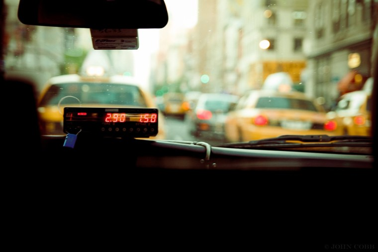 Running a taxi company