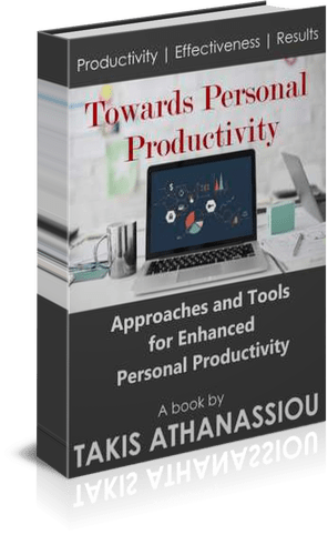Towards Personal Productivity 3D Cover