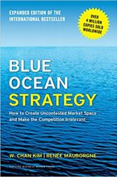 Blue Ocean Strategy, Expanded Edition Cover