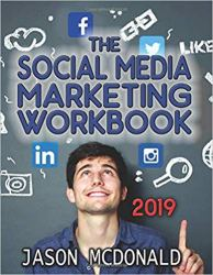 Social Media Marketing Workbook Cover