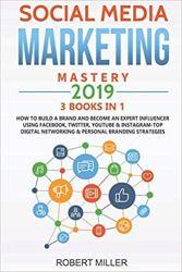 Social Media Marketing Mastery 2019 Cover