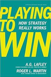 Playing to Win Cover