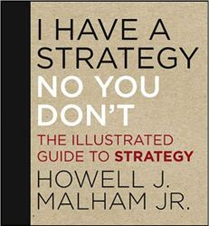 I Have a Strategy (No You Don't) Cover