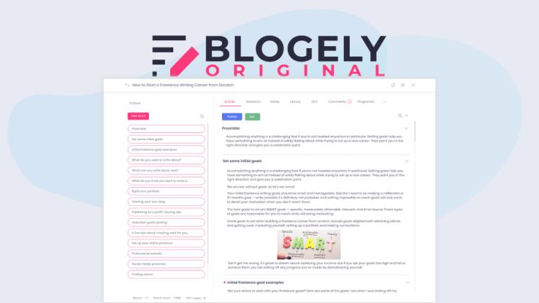 Blogely