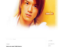 takizawa hideaki - yellow