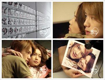 Takizawa Hideaki and Hasegawa Kyoko Photoshoot