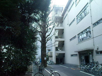 Majo no Jouken school