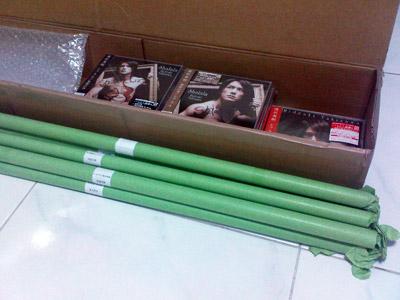 Shalala package from CDJapan