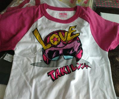 takisama t-shirt