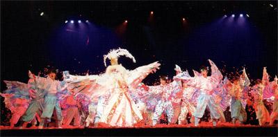 tsuru-dance