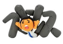 やっぱり!腰痛の一番の原因はストレス!?