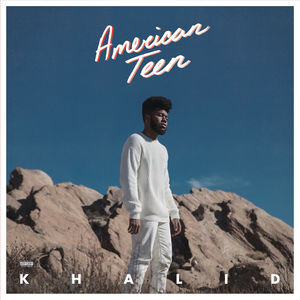 Khalid (16) - American Teen - vinyl record