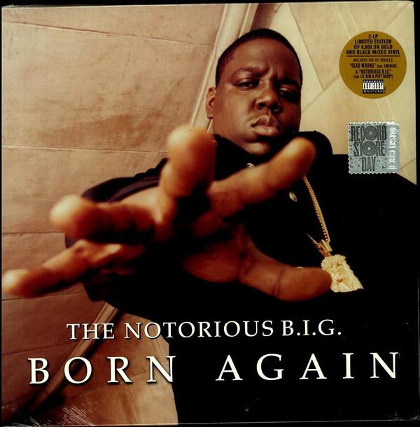 Notorious B.I.G. - Born Again - vinyl record