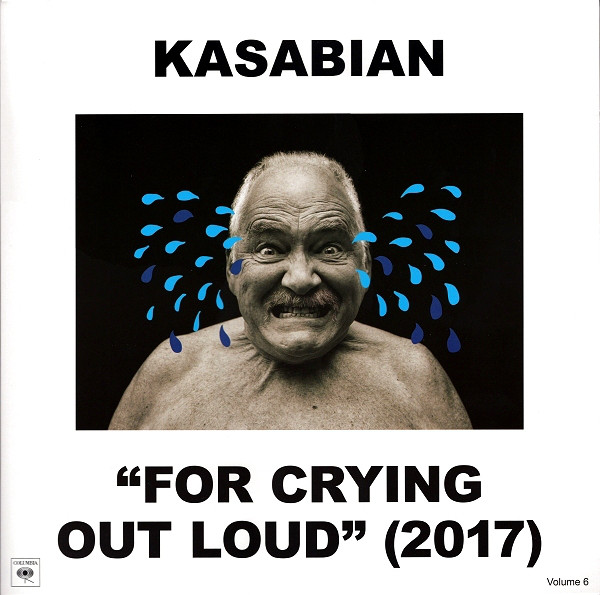 Kasabian - For Crying Out Loud (2017) - vinyl record