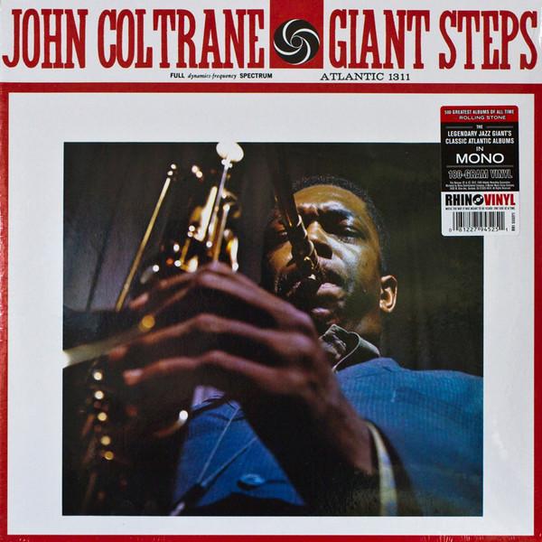John Coltrane - Giant Steps - vinyl record