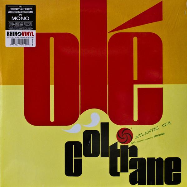 John Coltrane - Olé Coltrane - vinyl record