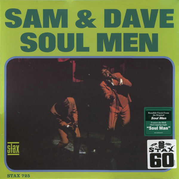 Sam & Dave - Soul Men - vinyl record