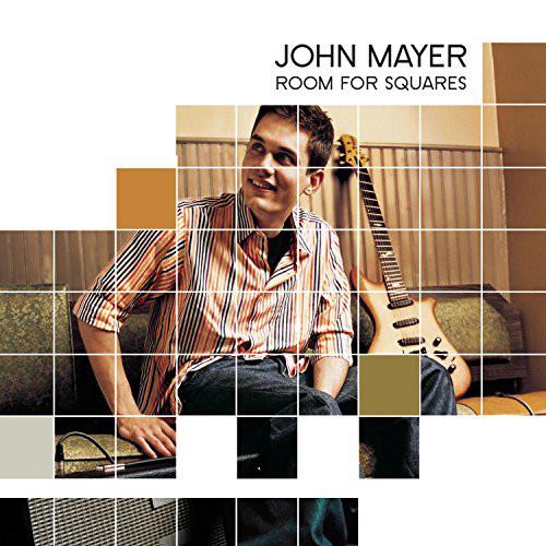 John Mayer - Room For Squares - vinyl record