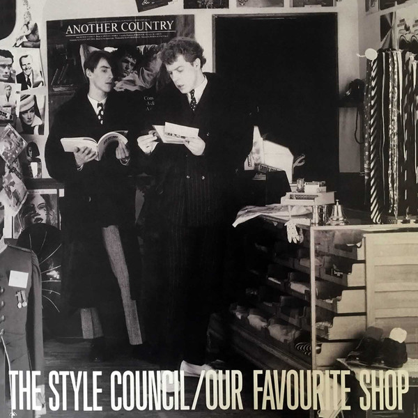 The Style Council - Our Favourite Shop - vinyl record