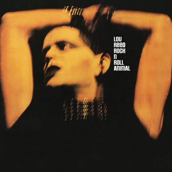 Lou Reed - Rock N Roll Animal - vinyl record