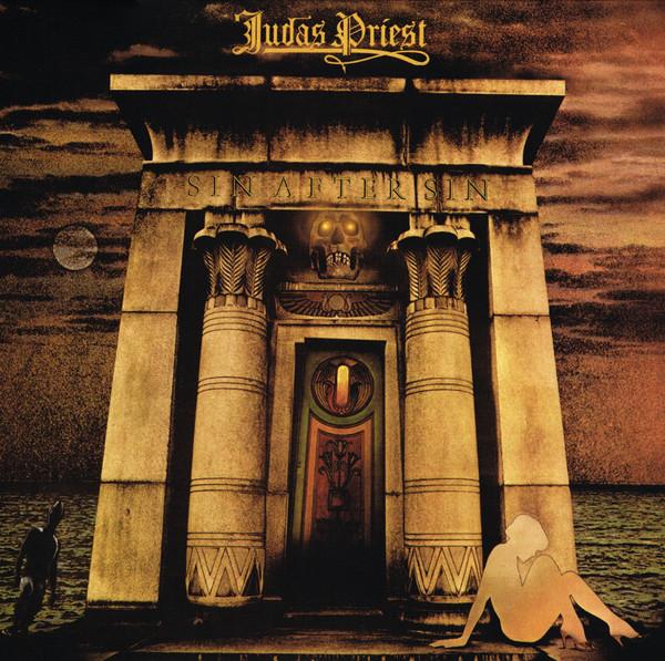 Judas Priest - Sin After Sin - vinyl record