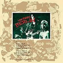 Lou Reed - Berlin - vinyl record