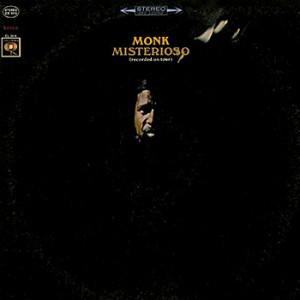 Thelonious Monk - Misterioso (Recorded On Tour) - vinyl record