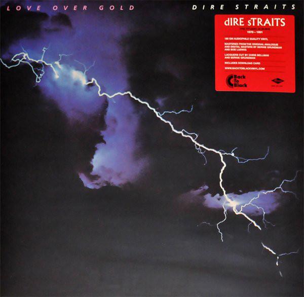 Dire Straits - Love Over Gold - vinyl record