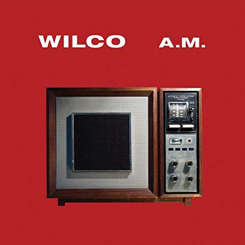 Wilco - A.M. - vinyl record