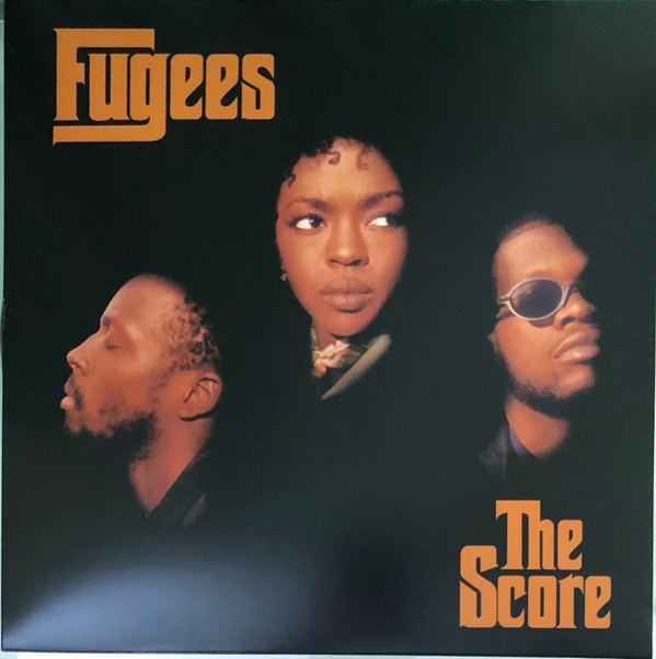 Fugees - The Score - vinyl record