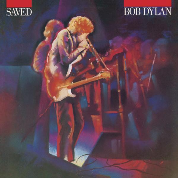 Bob Dylan - Saved - vinyl record