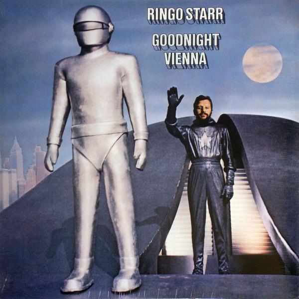 Ringo Starr - Goodnight Vienna - vinyl record