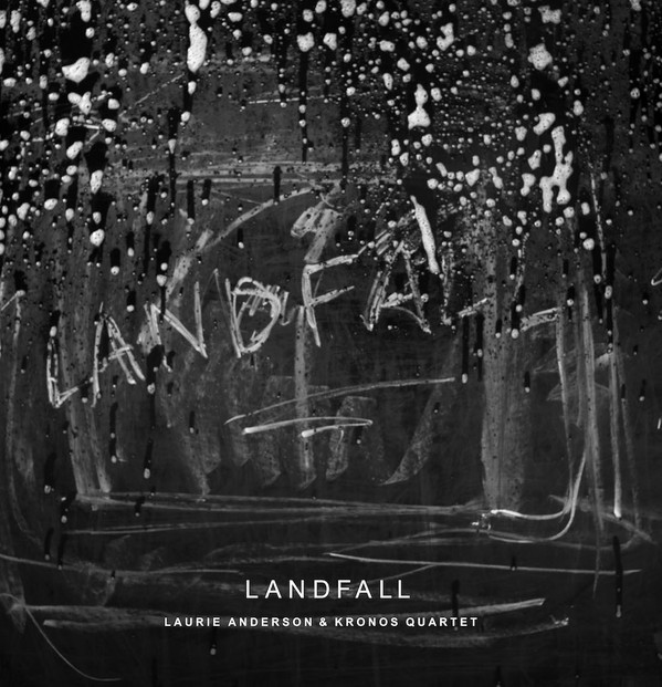 Laurie Anderson - Landfall - vinyl record