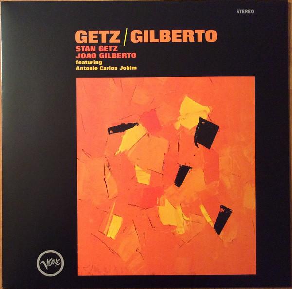 Stan Getz - Getz / Gilberto - vinyl record