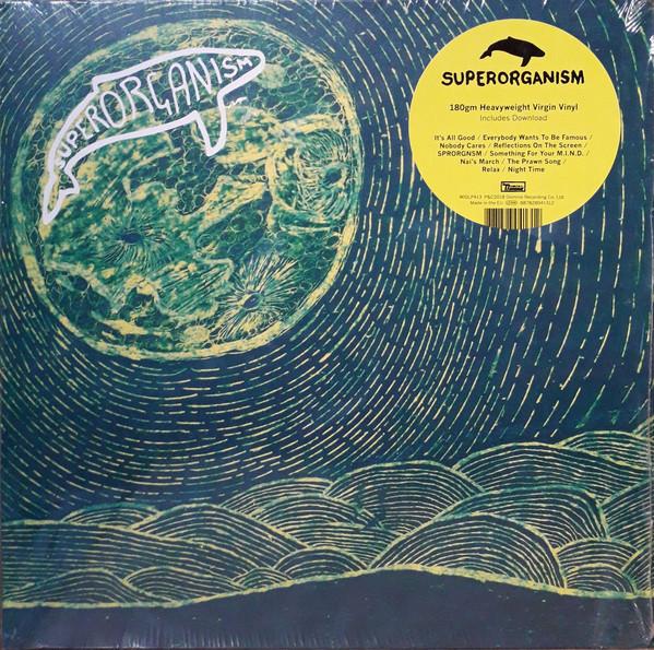 Superorganism - Superorganism - vinyl record