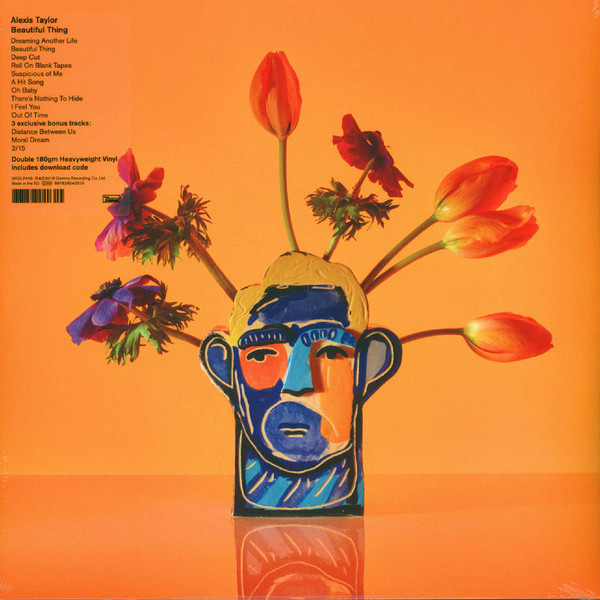 Alexis Taylor - Beautiful Thing - vinyl record