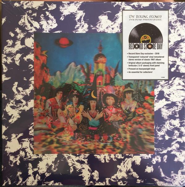 The Rolling Stones - Their Satanic Majesties Request - vinyl record