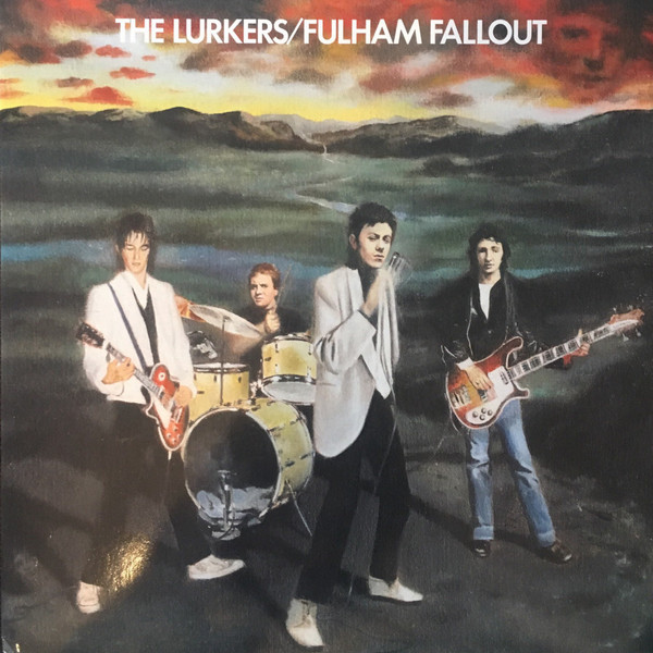 The Lurkers - Fulham Fallout - vinyl record