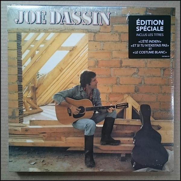 Joe Dassin - Joe Dassin - vinyl record