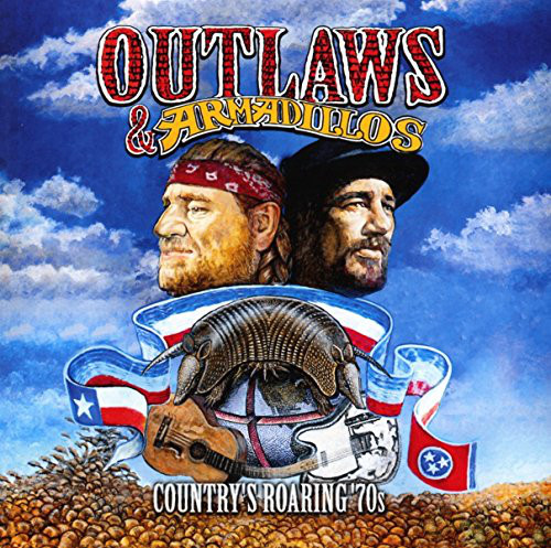 Various - Outlaws & Armadillos: Country's Roaring '70s - vinyl record