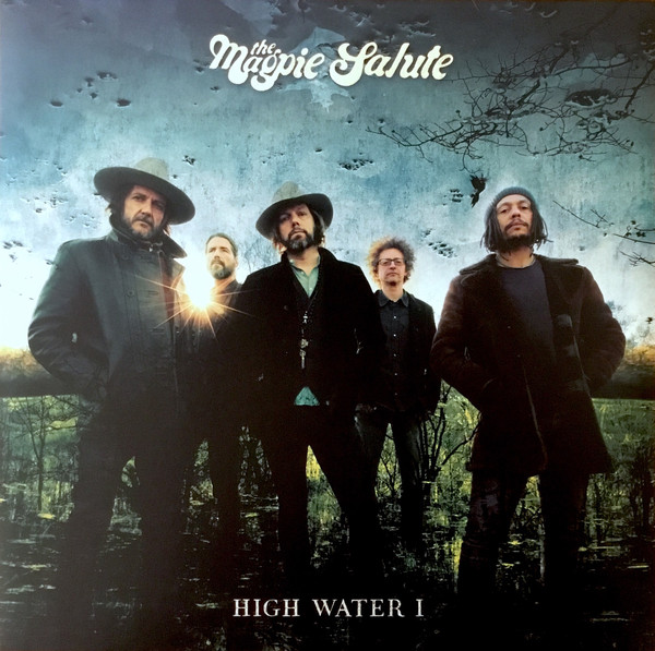 The Magpie Salute - High Water I - vinyl record