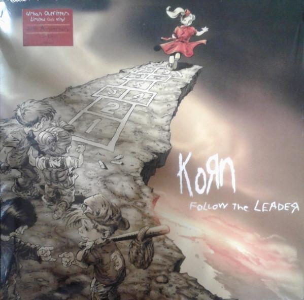 Korn - Follow The Leader - vinyl record
