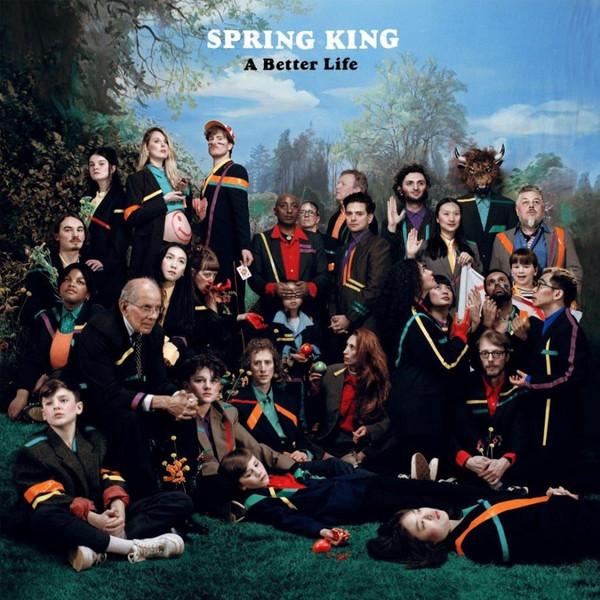 Spring King - A Better Life - vinyl record