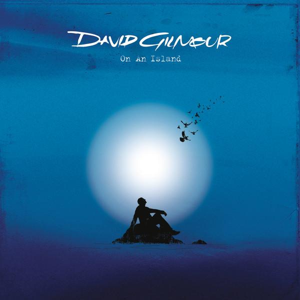 David Gilmour - On An Island - vinyl record