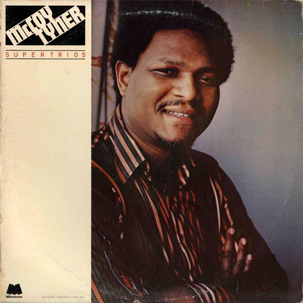 McCoy Tyner - Supertrios - vinyl record
