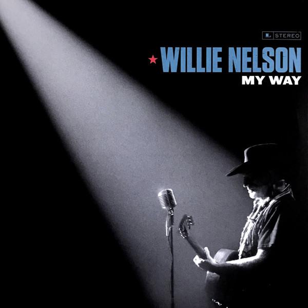 Willie Nelson - My Way - vinyl record